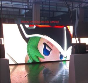 Full Color LED Video Wall Highest Definition Indoor LED Display for Advertising (P1.66/P1.92) pictures & photos