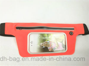 Comfortable Travel Money Bag for Mobile Phone Running Waist Bag pictures & photos