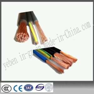 PVC Insulated Copper Conductor Electrical Wire Electric Wire