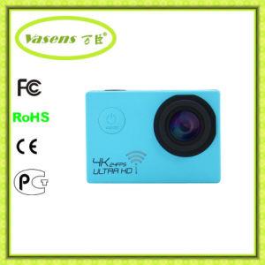 Waterproof Mini Sports DV 4k WiFi Original Camera pictures & photos