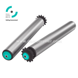 Single/Double Sprocket Accumulating Conveyor Roller (3214/3224) pictures & photos