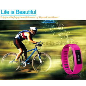 OLED Smart Bluetooth Bracelet for Android and Ios Phone (H6) pictures & photos