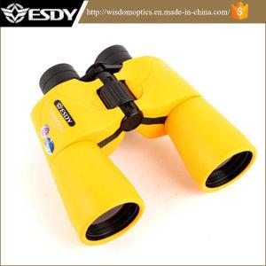 Yellow Color 10x50 Waterproof Binoculars Telescope pictures & photos