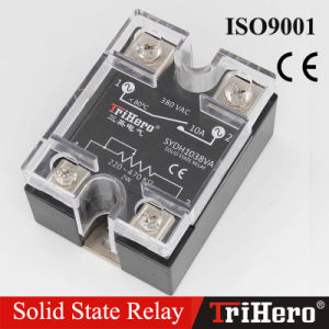 10A Potentiometer Controlled Solid State Relay (SSVR) pictures & photos
