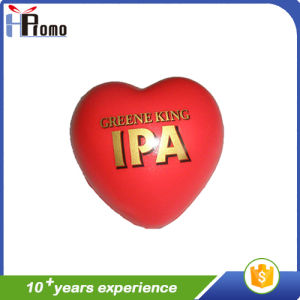 Heart Shaped PU Stress Item pictures & photos