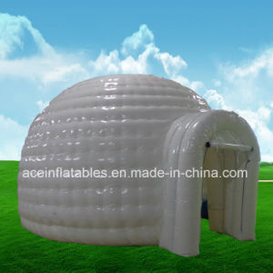Hot Sale White Inflatable Dome Tent