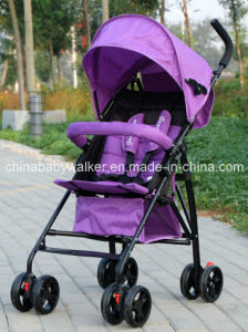 Purple Baby Stroller pictures & photos
