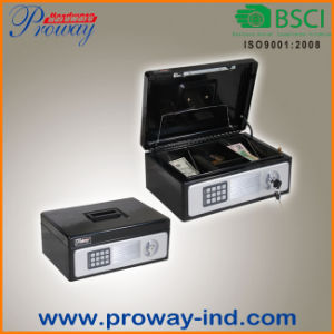 Cash Box with Electronic Lock (C-320E) pictures & photos