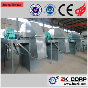 Chain Type or Belt Type Vertical Bucket Elevator for Bulk Mateiral Loading pictures & photos