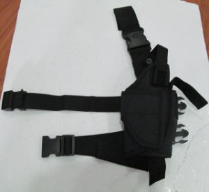 Military Tactical Leg Gun Pistol Holster pictures & photos