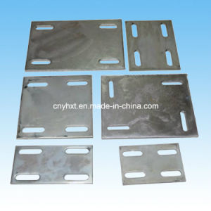 Galvanized Steel Sheet Metal Stamping Parts with Good Quality pictures & photos