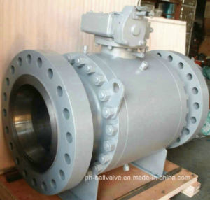 API 6D Flange End Ball Valve
