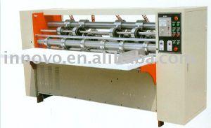 Thin Edge Cut Slitting Machine pictures & photos