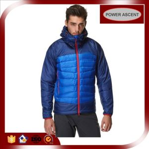 2015 Mens Contrast Color Copy Brand Winter Down Jacket pictures & photos