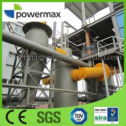 Sewage Sludge Biomass Gasification Plant, Powermax Generator, Biomass Plant