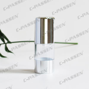 15/30/ 50g as Plastic Transparent Airless Cosmetic Bottle (PPC-NEW-021) pictures & photos