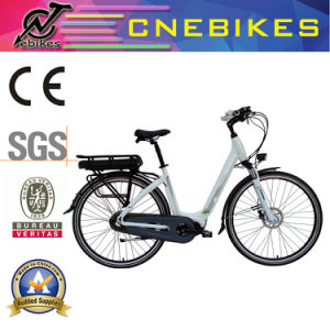 36V 250W Bafang MID Motor Lady City Electric Bike pictures & photos