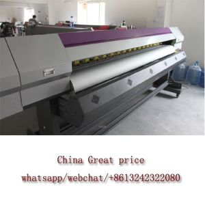 Wide Large Format Sublimation Inkjet Printing Machine