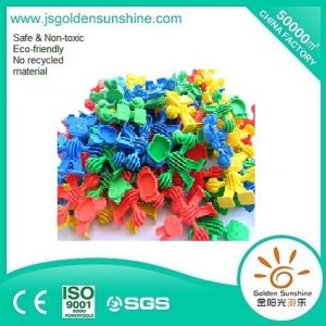 Children Plastic Building Brick Toy with CE/ISO Certificate