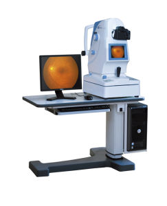 Optic Ophthalmic Fundus Camera (AMYZ-50A) pictures & photos