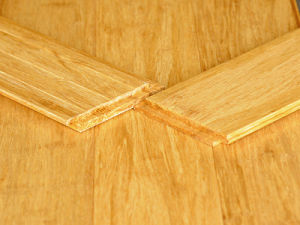 Natural Strand Woven Bamboo Flooring pictures & photos