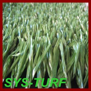 Cheap Fibrillated Yarn Artificial Turf Grass for Football pictures & photos