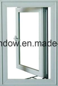 Fixed Simple Iron Window Grill Design/ Aluminum Casement Window pictures & photos