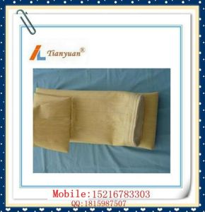 Non Woven High Temperature Resistance Nomex Filter Bag pictures & photos
