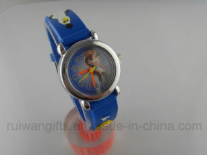 Wholesale PVC Strap Cartoon Watch for Kids Watch pictures & photos