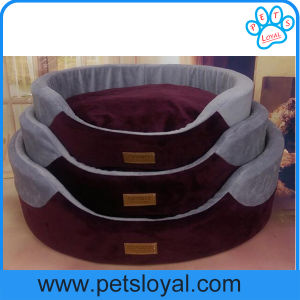 Manufacturer OEM Pet Dog Supply Handmade Dog Bed pictures & photos