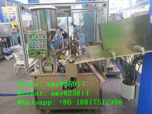 Cosmetic Hose Filling and Sealing Machine (B. GFN-301) pictures & photos