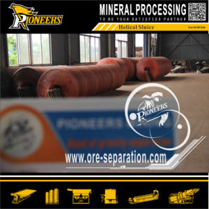 Gold Mining Separation Machinery Gravity Ore Spiral Concentrator Machine pictures & photos