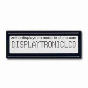 16 X 1 Character LCD Display Module with Various LED Backlight: (ACM1601J) Series-Module pictures & photos