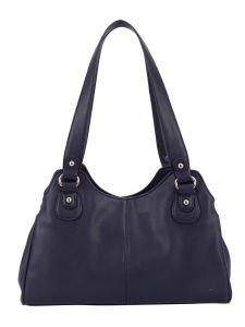 Ladies Tote Shoulder Bag Messenger Cross Body Satchel Hobo Handbag Faux Leather