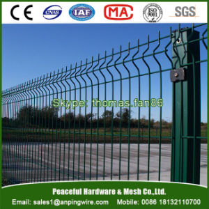 4 Curve Welded Mesh Fence / Europe Holland Fence pictures & photos