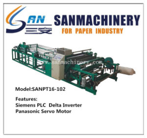 Paper Tube Making Machine with Inline Cutting pictures & photos