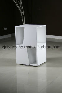 European Style Solid Wood Bookcase (SG-03) pictures & photos