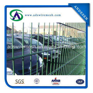 868 Wire Mesh Fencing Panels pictures & photos
