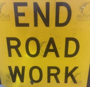 Road Sign 6mm 1200G/M2 for Australia pictures & photos