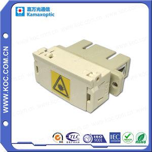 Fiber Optical Sc Shutter Adaptor pictures & photos