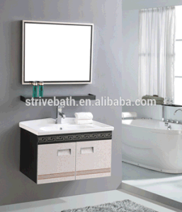 2016 Stainless Steel Cabinet Bathroom Vanity Sink Furniture pictures & photos