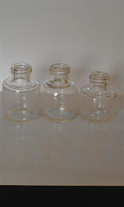 Mini Clear Tubular Screwed Glass Vial for Perfume Packing pictures & photos