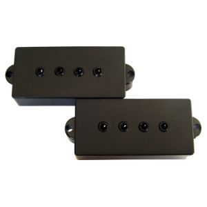 4 String Open Style Hex Pole Piece Bass Pickup pictures & photos