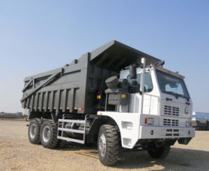 Low Price HOWO King Mining Dumper Truck of 70ton pictures & photos