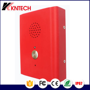Koontech Speed Dial Telephone Emergency Phone Industrial Analog Telephone Knzd-13 pictures & photos