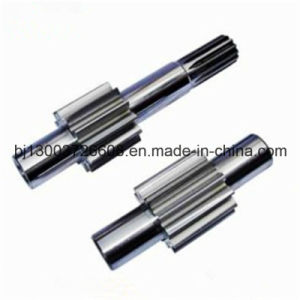 Precision Alloy Steel CNC Machining Shaft Parts pictures & photos
