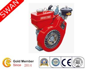 2HP Air Cooled Four Stroke Small Diesel Engine (160F)