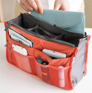 Casual Multi Functional Cosmetic Storage Travel Makeup Handbag (YB2204-1) pictures & photos