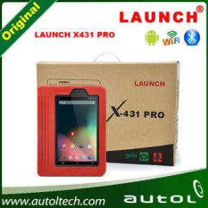2016 Top Sellin Launch X431 PRO Advanced Professional Diagnostic Tool X-431 PRO WiFi/Bluetooth Function DHL Free pictures & photos