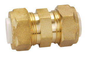 Brass Pipe Fitting with Reducing Straight Union Bf-15001 pictures & photos